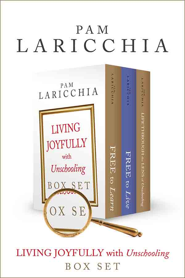 Living-Joyfully-with-Unschooling-Box-Set-Cover