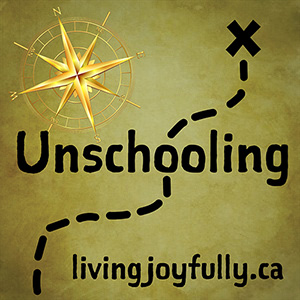 click to listen to the archive of all Exploring Unschooling podcast episodes