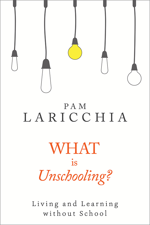 What is Unschooling? A book about living and learning without school.