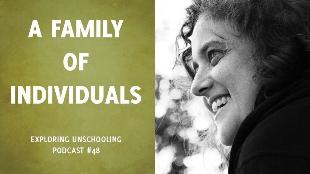 Pam's conference talk, A Family of Individuals