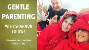 Shannon Loucks joins Pam to chat about gentle parenting.