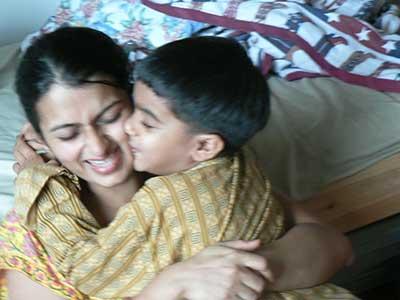 Hema Bharadwaj.