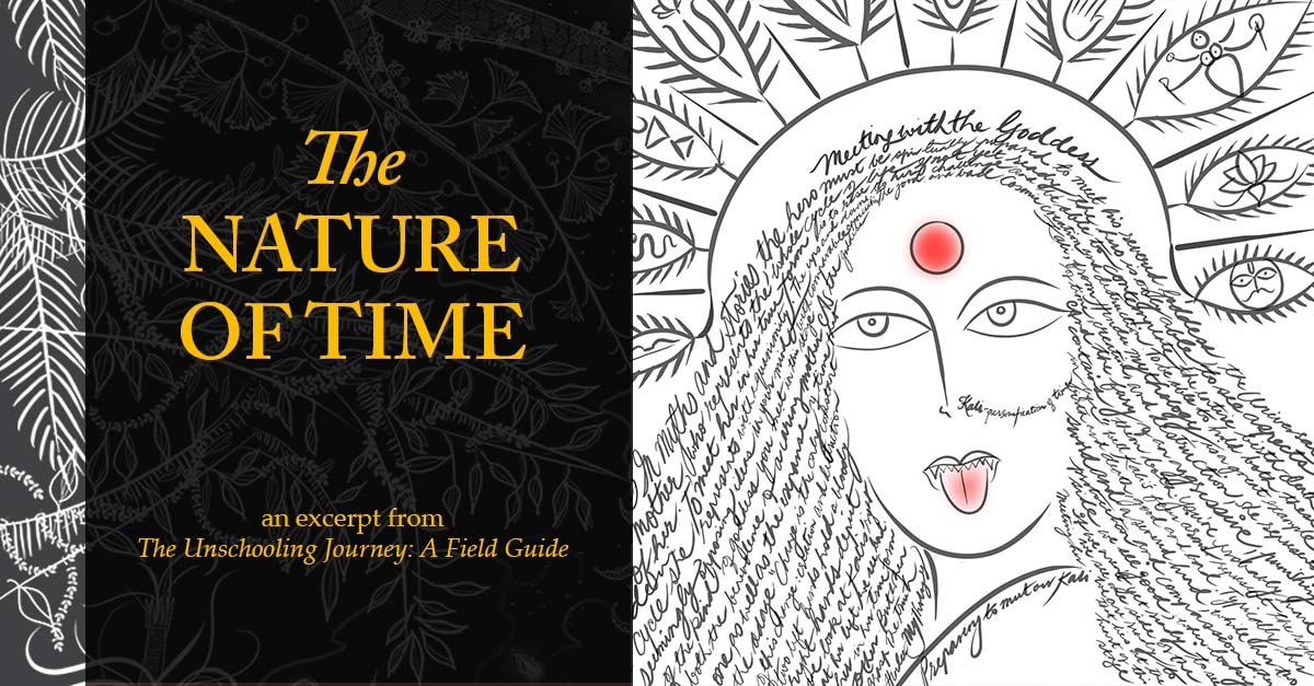 Kali and the nature of time