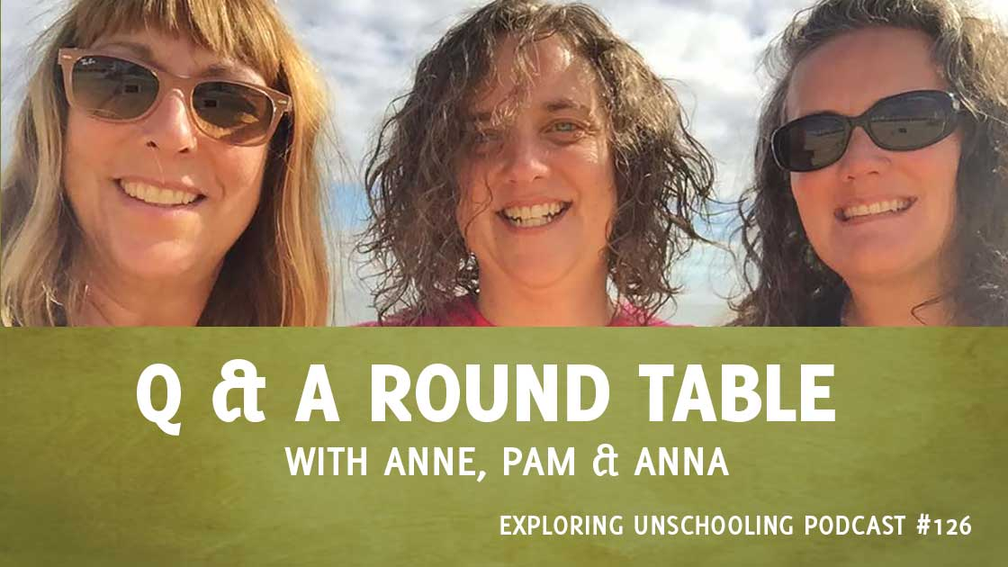 Anna Brown joins Pam to answer listener questions.