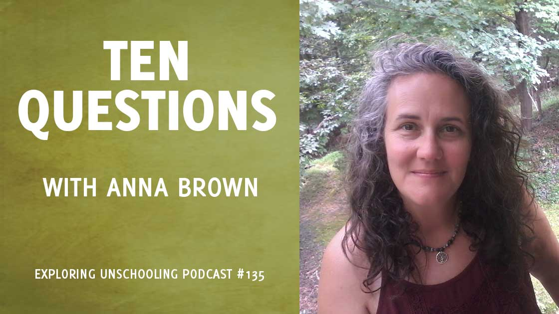 Ten Questions with Anna Brown