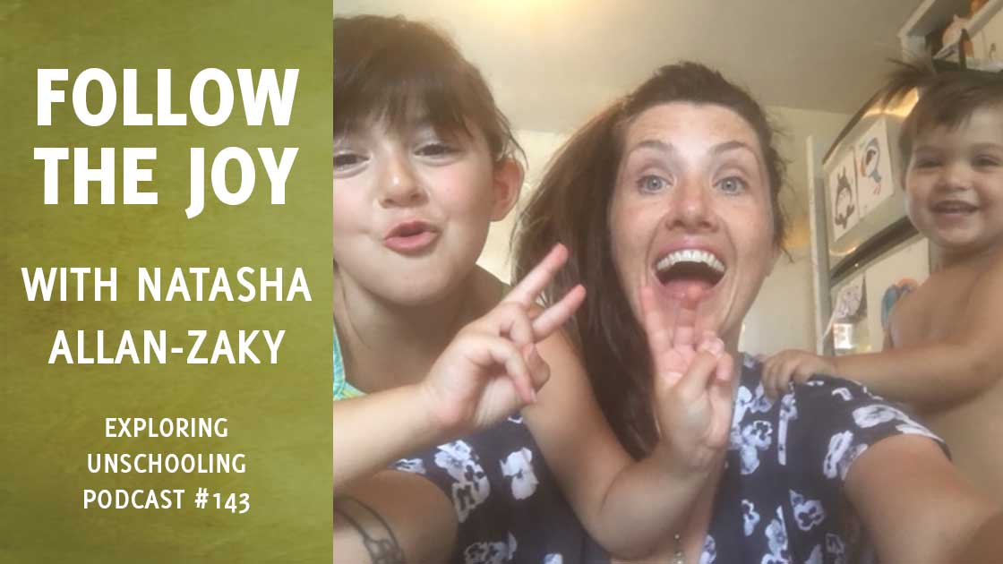 Follow the Joy with Natasha Allan-Zaky