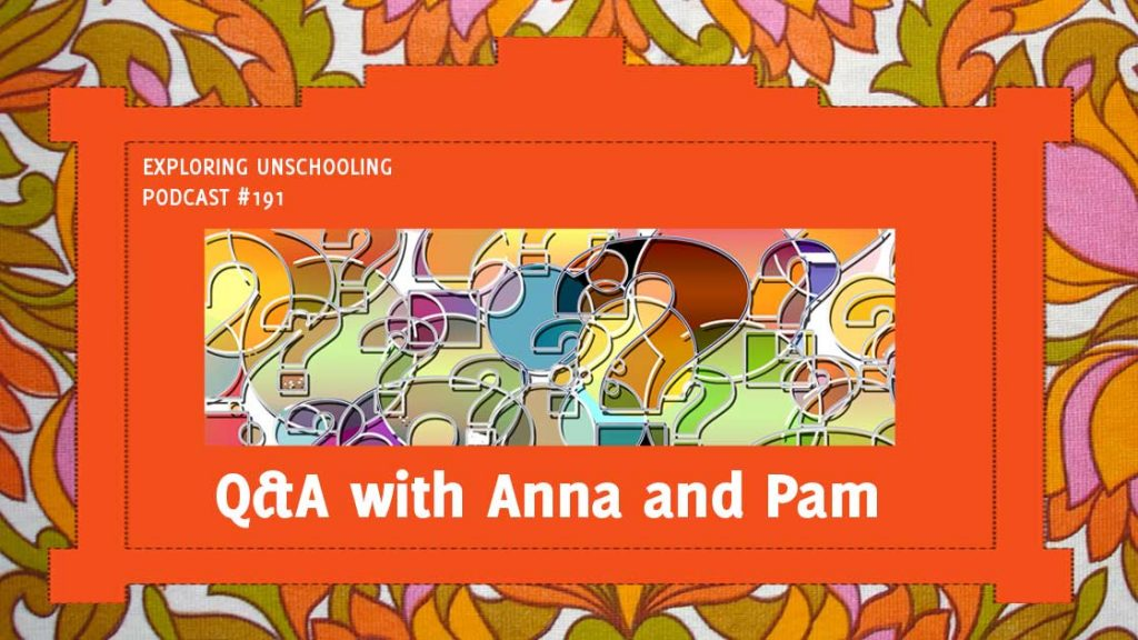EU191: Q&A with Anna and Pam